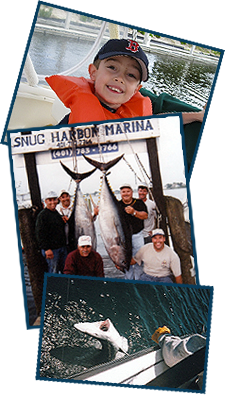 ri charter fishing